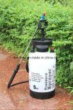 Pulvérisateur de pompe à main de sac à dos d'Ilot avec la base et l'entonnoir