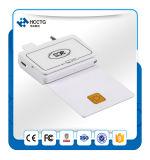 Prise jack audio 3,5 mm/plug mobile + carte magnétique IC Contact lecteur graveur de carte à puce (ACR32)