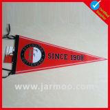 Banderas de fieltro atractivas al por mayor de los ventiladores de los deportes