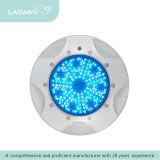 Indicatore luminoso di plastica piano del raggruppamento LED