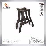 鉄の鋳造物の鋳物場のシェルの鋳鉄のベンチの足