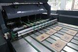 Cuaderno frío automático lleno del ejercicio del pegamento que hace la máquina Ldgnb760z