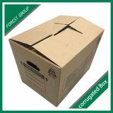 boîte en carton<br/> master carton ondulé de pliage