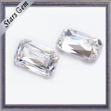 Gutes Glanz-Labor stellte Fantasie-Schnitt Moissanite Diamanten her