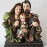 De godsdienstige Standbeelden van de Stijl van de Familie van het Standbeeld van de Hars Gehele Nieuwe