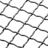 中国の製造業者の製造者によってひだを付けられる編まれた金網 (CWWM)