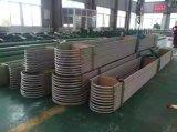 UタイプAISI304/316の継ぎ目が無いステンレス鋼の管