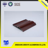 Profielen de van uitstekende kwaliteit van de Legering van het Aluminium voor de Deuren van het Aluminium met Houten Oppervlakte