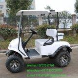Chariot de golf électrique d'entraînement de 4 roues