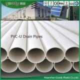 UPVCの排水はDIN/BV PVC排水の管を配管する