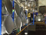 Antenna dell'antenna TV del riflettore parabolico del supporto di Ku 60cm Palo