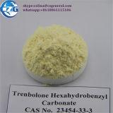 Pó cru esteróide Trenbolone Enanthate de Parabolan para o Bodybuilding