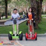 子供のための道2000Wの電気スクーターを離れたV6+