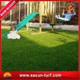 Estera artificial de la hierba del color de la alta calidad de la fuente de Manufacutrer