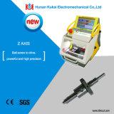 Feito na máquina inglesa chave automática moderna do controle numérico de melhoramento livre da versão da máquina de estaca Sec-E9 de China