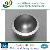 Service de usinage de rotation de commande numérique par ordinateur de pièces d'acier inoxydable