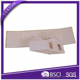 Caixa de empacotamento de dobramento lisa de papel magnética do presente do indicador desobstruído