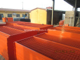 Acoplamiento anaranjado de la barrera de la seguridad que cerca la venta caliente para Norteamérica (XMM-CTP2)