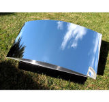 Анодированный алюминиевый корпус наружного зеркала заднего вида для катушки для использования вне помещений