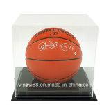 Kundenspezifisches freies Acrylbasketball-Einkommen mit schwarzer Unterseite