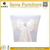 Faixa com a faixa da cadeira da faixa do Spandex da curvatura para a tampa da cadeira