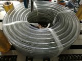 Mangueira de sucção de água de PVC em aço espiral
