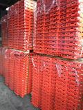 Ce seletivo do racking da pálete do armazenamento do armazém resistente aprovado