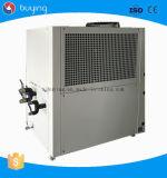 Luft abgekühlte kältere Fertigung 45kw/15HP mit R407c/R134A Kühlmittel