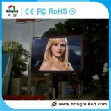 Farbenreicher P6/P8/P10 im Freienled-Bildschirm für Datenbahn