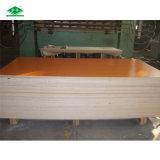 De carpintería de madera, madera aserrada de grado marino Encofrado de madera contrachapada para encofrado
