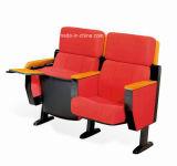 メモ帳(NS-WH272-1)が付いている劇場のホールの映画館の椅子の学校の椅子