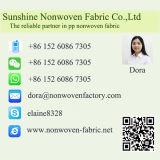 Tissus résistants UV de Nonwoven de l'agriculture pp