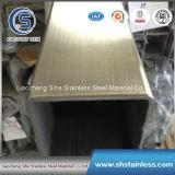 Tubo del quadrato dell'acciaio inossidabile nei fornitori della Cina