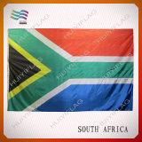 Bandiera nazionale africana del poliestere di stampa di Digitahi (HYNF-AF016)