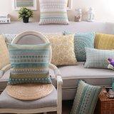Almofadas de cama de algodão de algodão de baixo preço para decoração de cama