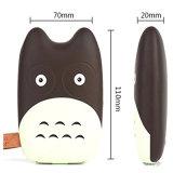 Портативный заряжатель мобильного телефона крена силы формы 6000mAh миниый Totoro