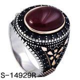Alta qualità 925 uomini dell'anello dell'argento sterlina