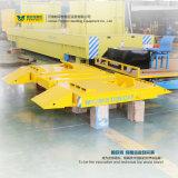 Производственная линия оборудование изготовления трубы тележки перехода регулируя