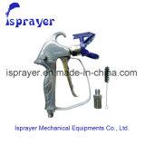 Injetor mal ventilado de alta pressão da pintura da venda quente com ponta