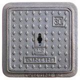 熱い販売En124 D400の鋳鉄のマンホールカバー