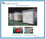 고주파 변압기 11kv Containerized 배급 변압기 콤팩트 변전소