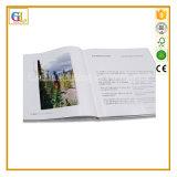 高品質のハードカバーカタログマガジン本の印刷