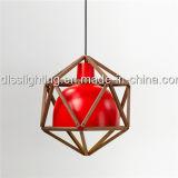 Moderne hölzerne Projekt Decoative Italien Art-hängende Lampe