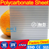 De LandbouwSerre van het polycarbonaat (duidelijke kleur)