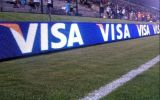 P10屋外広告のフルカラーのフットボールスタジアムのLED表示