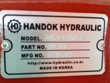 Sk350-8 de Hydraulische Pomp van het Graafwerktuig KOBELOC 0E02