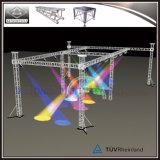 Ферменная конструкция выставки DJ ферменной конструкции Spigot алюминиевая светлая