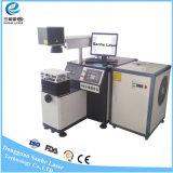 200W400W Machine van het Lassen van de Laser van de Scanner van de vezel 1064nm voor het Mobiele Schild van de Telefoon voor Verkoop