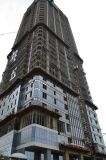 Spitze-Eingabe des 1.94tons Topkit Hochbau-Turmkrans