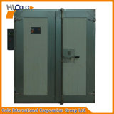 Lote eléctrica Burn-off Powder Coating Horno